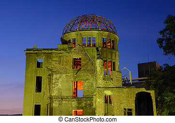 atomico, cupola