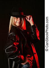 Atractive detective
