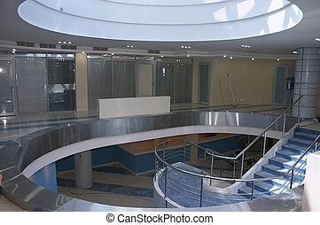 atrium, úřad