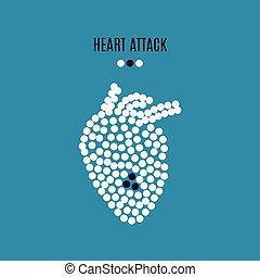 attacco cuore, consapevolezza, manifesto