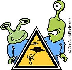 Attack alien