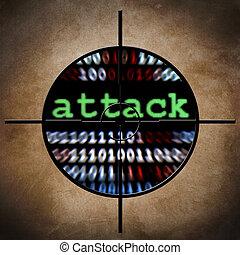 Attack target