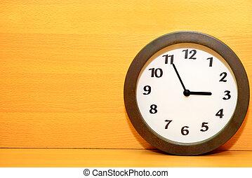 attente, temps