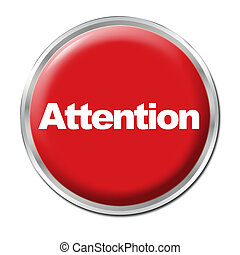 attention, bouton