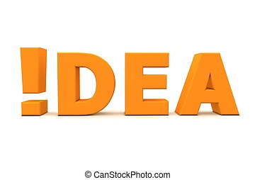 attention!, idea!