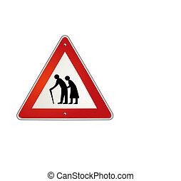attention retirement pensioner