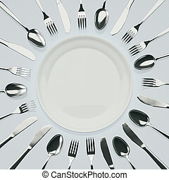 attesa, cena