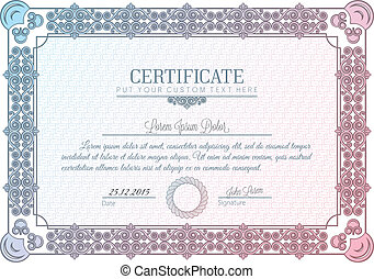 attest, ram, charter, diplom