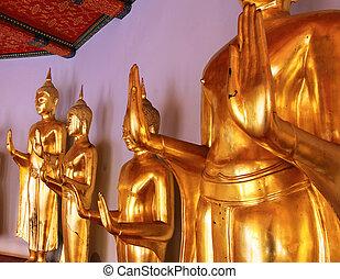 Attitude of the Buddha