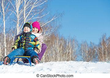 attività inverno