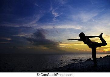 attivo, yoga