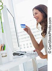 Attractive designer purchasing online