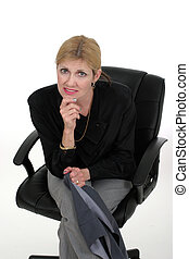 Attractive Executive Business Woman 4