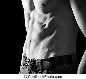 male waist