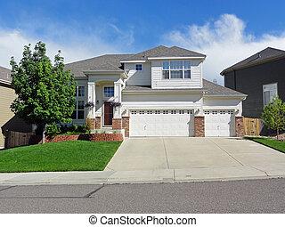 Attractive residence in Colorado