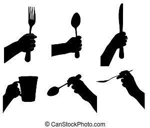 attrezzi, cucina
