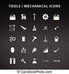 attrezzi, icone