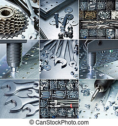 attrezzi metallo