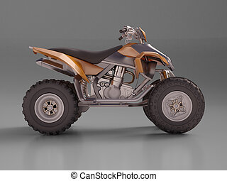 ATV Quad Bike
