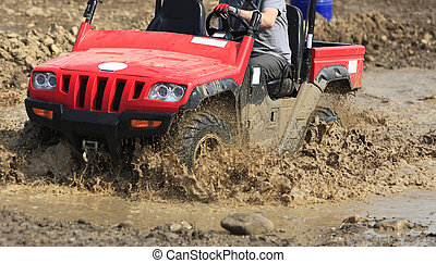 ATV race abstract