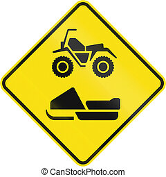 ATVs And Snowmobiles In Canada