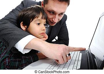 atya fiú, használt laptop