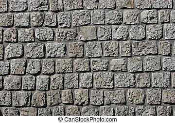 Exceptional Außen, Wand