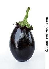 Aubergine - Isolated aubergine