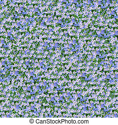 Aubrieta seamless composable pattern