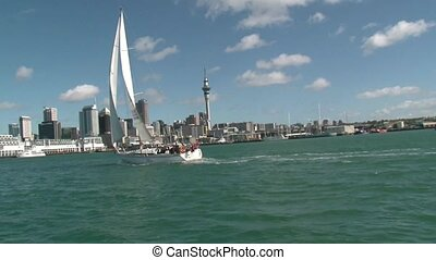Auckland City of Sails 1