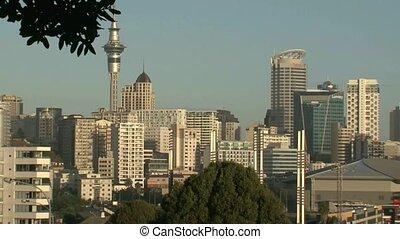 Auckland Cityscape 2