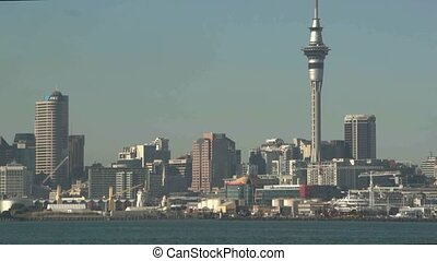 Auckland Cityscape 3.