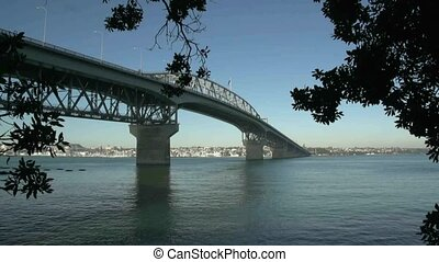 Auckland Harbour Bridge - Northcote