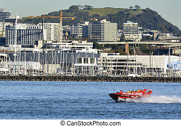 Auckland Jet Boat Adventure Tours - AUCKLAND - MAY 28...