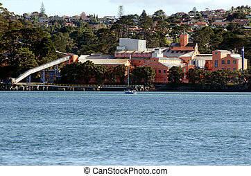 Chelsea Sugar Refinery - AUCKLAND, NZ - MAY 29:Chelsea Sugar...