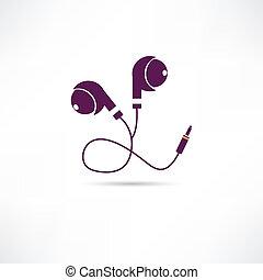 audífono, icono