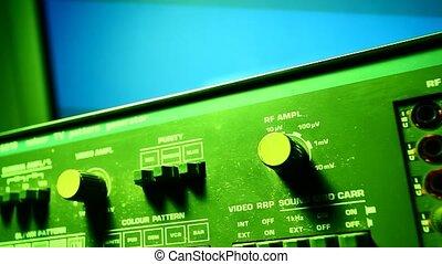 Audio amp mixer - Audio amp