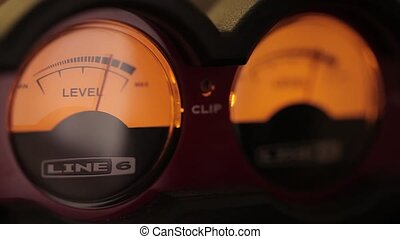 Audio amplifier music, sound, technology, amplifier audio background black volume