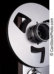 Audio Analog Recording Reels