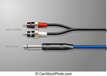 Audio Cables and Jacks