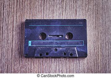 audio, cassette