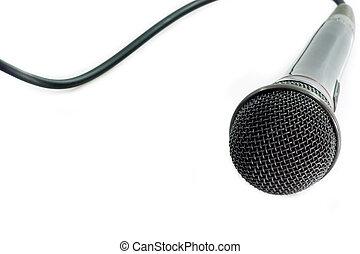 Audio microphone