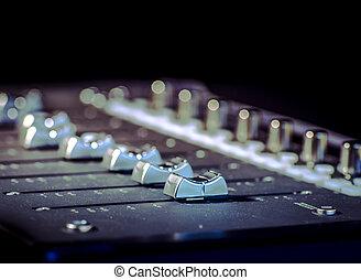 Audio Sound Board
