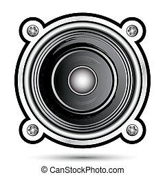 Audio speaker