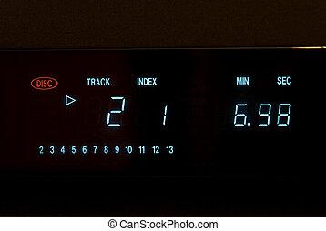 Audio System Display