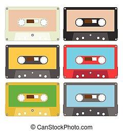 audio tape set I