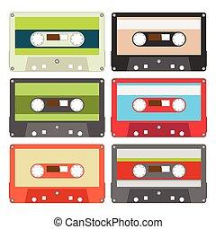 audio tape set II