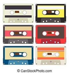 audio tape set III