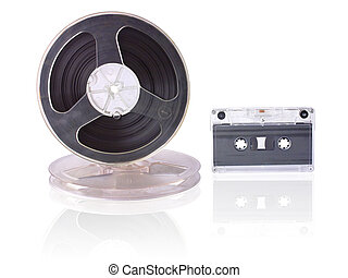 audio tapes