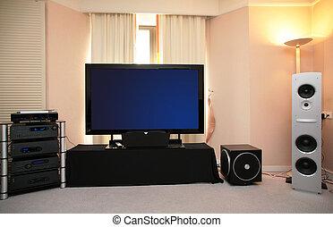 audio, video, sistema